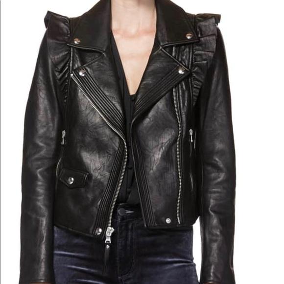 3ce051ce5a84 Paige Annika Leather Jacket